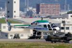 yabyanさんが、名古屋飛行場で撮影した中日本航空 AS355Nの航空フォト(飛行機 写真・画像)