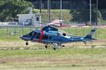 yabyanさんが、名古屋飛行場で撮影した愛知県警察 A109E Powerの航空フォト(写真)