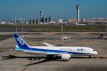 Cygnus00さんが、羽田空港で撮影した全日空 787-8 Dreamlinerの航空フォト(写真)