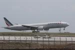 MA~RUさんが、羽田空港で撮影したエールフランス航空 777-328/ERの航空フォト(写真)