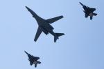 チャッピー・シミズさんが、ソウル空軍基地で撮影したアメリカ空軍 B-1B Lancerの航空フォト(写真)