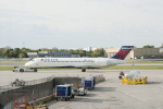 eagletさんが、ミネアポリス・セントポール国際空港で撮影したデルタ航空 717-2BDの航空フォト(写真)