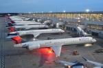デトロイト・メトロポリタン・ウェイン・カウンティ空港 - Detroit Metropolitan Wayne County Airport [DTW/KDTW]で撮影されたデルタ航空 - Delta Air Lines [DL/DAL]の航空機写真