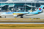 pinamaさんが、仁川国際空港で撮影した大韓航空 A330-223の航空フォト(写真)