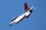 なごやんさんが、岐阜基地で撮影した航空自衛隊 F-2Bの航空フォト(写真)