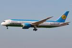 Double_Hさんが、仁川国際空港で撮影したウズベキスタン航空 787-8 Dreamlinerの航空フォト(写真)