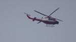 kazuhikoさんが、福島空港で撮影した仙台市消防航空隊 412EPの航空フォト(写真)