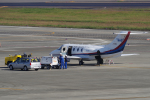 yabyanさんが、名古屋飛行場で撮影したダイヤモンド・エア・サービス MU-300の航空フォト(飛行機 写真・画像)