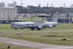Koenig117さんが、嘉手納飛行場で撮影したアメリカ空軍 E-3B Sentry (707-300)の航空フォト(写真)