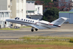 yabyanさんが、名古屋飛行場で撮影した静岡エアコミュータ 525A Citation CJ2の航空フォト(写真)