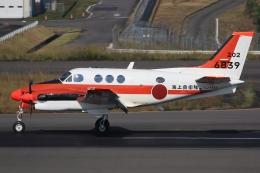 ぽんさんが、高松空港で撮影した海上自衛隊 TC-90 King Air (C90)の航空フォト(写真)