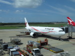 ジャンクさんが、ブリスベン空港で撮影したニューギニア航空 767-341/ERの航空フォト(写真)