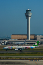 Cygnus00さんが、羽田空港で撮影したエバー航空 A330-302Xの航空フォト(写真)