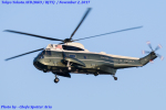 Chofu Spotter Ariaさんが、横田基地で撮影したアメリカ海兵隊 VH-3D Sea King (S-61B)の航空フォト(飛行機 写真・画像)