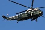 マリオ先輩さんが、横田基地で撮影したアメリカ海兵隊 VH-3D Sea King (S-61B)の航空フォト(写真)