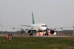 湖景さんが、茨城空港で撮影した春秋航空 A320-214の航空フォト(写真)