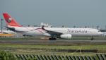 岡本さんが、成田国際空港で撮影したトランスアジア航空 A330-343Xの航空フォト(写真)