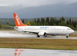 voyagerさんが、ホワイトホース国際空港で撮影したエア・ノース 737-48Eの航空フォト(飛行機 写真・画像)