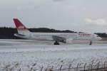 プルシアンブルーさんが、秋田空港で撮影したアンコール航空 757-29Jの航空フォト(写真)