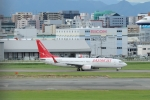 Gpapaさんが、福岡空港で撮影したイースター航空 737-86Nの航空フォト(写真)