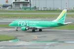 Gpapaさんが、福岡空港で撮影したフジドリームエアラインズ ERJ-170-100 SU (ERJ-170SU)の航空フォト(写真)