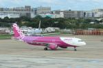 Gpapaさんが、福岡空港で撮影したピーチ A320-214の航空フォト(写真)