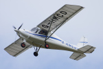 Tomo-Papaさんが、フェアフォード空軍基地で撮影したイギリス企業所有の航空フォト(写真)