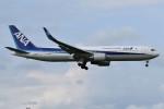 yugoさんが、成田国際空港で撮影した全日空 767-381/ERの航空フォト(写真)