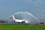 せいちやんさんが、旭川空港で撮影した日本航空 787-8 Dreamlinerの航空フォト(写真)