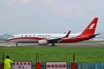 matatabiさんが、台北松山空港で撮影した上海航空 737-86Dの航空フォト(写真)