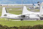 Y-Kenzoさんが、オークランド空港で撮影したエアワーク F27-500 Friendshipの航空フォト(写真)