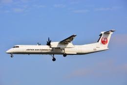 HISAHIさんが、福岡空港で撮影した日本エアコミューター DHC-8-402Q Dash 8の航空フォト(写真)