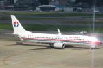 SFJ_capさんが、福岡空港で撮影した中国東方航空 737-89Pの航空フォト(写真)