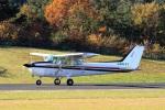 ドリさんが、ふくしまスカイパークで撮影したふくしま飛行協会 172P Skyhawk IIの航空フォト(写真)