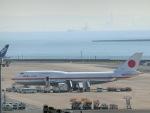 Tき/九州急行さんが、羽田空港で撮影した航空自衛隊 747-47Cの航空フォト(写真)