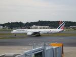 いおんさんが、成田国際空港で撮影したエールフランス航空 777-328/ERの航空フォト(写真)