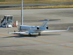 Tき/九州急行さんが、羽田空港で撮影したウィルミントン・トラスト・カンパニー G500/G550 (G-V)の航空フォト(写真)