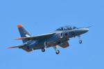 パンダさんが、入間飛行場で撮影した航空自衛隊 T-4の航空フォト(写真)