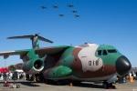 グリスさんが、入間飛行場で撮影した航空自衛隊 C-1の航空フォト(写真)