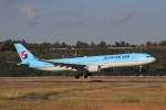 Lucky Manさんが、岡山空港で撮影した大韓航空 A330-323Xの航空フォト(写真)