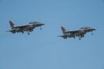 Takeshi90ssさんが、入間飛行場で撮影した航空自衛隊 T-4の航空フォト(写真)