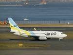 Tき/九州急行さんが、羽田空港で撮影したAIR DO 737-781の航空フォト(写真)