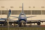 かずまっくすさんが、成田国際空港で撮影したチャイナエアライン 747-409の航空フォト(写真)
