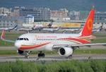 IL-18さんが、深圳宝安国際空港で撮影した成都航空 A320-214の航空フォト(写真)