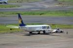 ハピネスさんが、羽田空港で撮影したスカイマーク 737-8HXの航空フォト(写真)