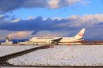 yumeさんが、旭川空港で撮影した日本航空 767-346/ERの航空フォト(写真)