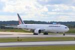 でるちん⊿さんが、ハーツフィールド・ジャクソン・アトランタ国際空港で撮影したエールフランス航空 777-328/ERの航空フォト(写真)