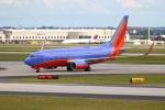 でるちん⊿さんが、ハーツフィールド・ジャクソン・アトランタ国際空港で撮影したサウスウェスト航空 737-7H4の航空フォト(写真)