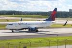でるちん⊿さんが、ハーツフィールド・ジャクソン・アトランタ国際空港で撮影したデルタ航空 737-732の航空フォト(写真)