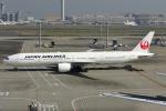D-AWTRさんが、羽田空港で撮影した日本航空 777-346/ERの航空フォト(写真)